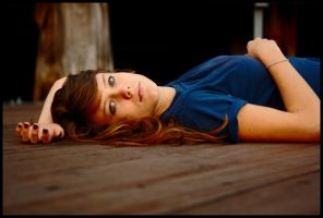 On the floor by mariemadame