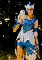 [cosplay] Guild Wars II - rodeuse by Faelivrin-chan
