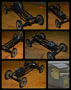 1925 Ford Model T truck chassis by humloch