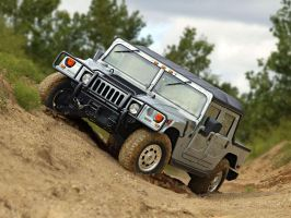 Hummer H1 by TheCarloos