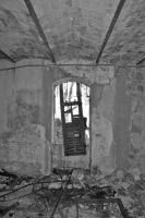 Inside of an Abandonded Building by Swaal