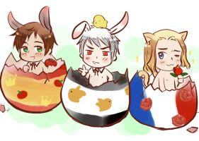 APH Easter Bunny by Shandyrun