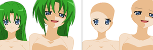 Higurashi-Twins Base by TFAfangirl14