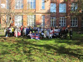 Hetalia Day 2012 Manchester Group Shot by Meeleb2