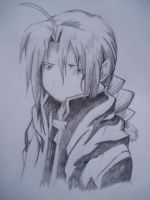 Edward Elric by Mapaxius