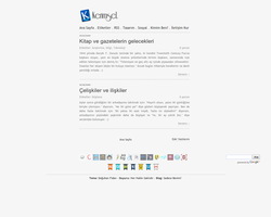 Kerimsel Light Theme by h2okerim