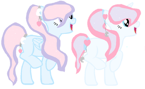2 new OC's! by Meadow-Leaf