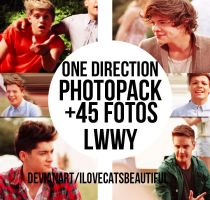 One Direction Photopack LWWY. by ILOVECATSBEAUTIFUL