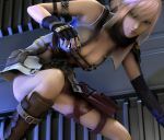 Lightning 3 by 3dbabes