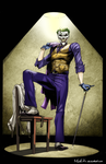 Joker by MoriVolo