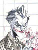 Joker by KharyRandolph