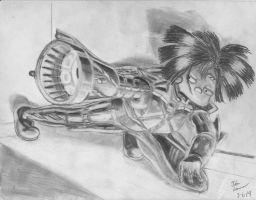 Amy Wong...Badass. V.2 by simpspin