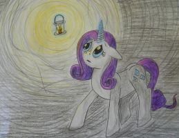 Decent into Shadows by MLP-HatersGonnaHate