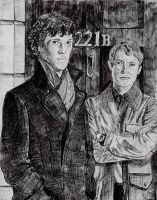 221B Baker Street by Gaia-Child3