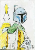 PSC: Holiday Special Fett v.2 by JasonShoemaker