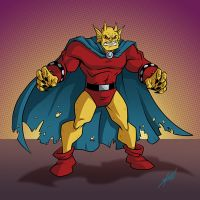Etrigan the Demon by natelovett