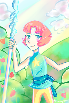 Pearl! by coloringlight