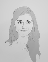 Lydia Martin II by athingthatexists