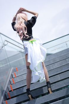 Sheryl Nome - Final Visual Collection 03 by keithshiro