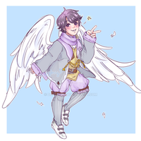 Mabinogi Fullbody Commission by Desuthis