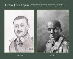 Draw This Again: Mannerheim by BenjaminForsell