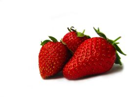 Strawberry. by AlexanderSapin