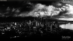Clouds on the City by Oni64