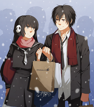 SS: holiday shopping by uiri