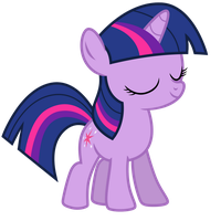 Vector: Twilight Sparkle ''Filly'' by EStories