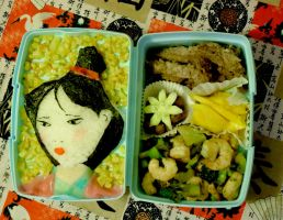 Mulan Bento by mindfire3927