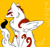 Amaterasu :3 by Nixhil