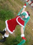 Miku xchrismans.3 by linimoon