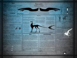 Aposirin Reference Sheet 2012 by ArsFatalis