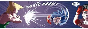 Sonic Boom by RaphooN