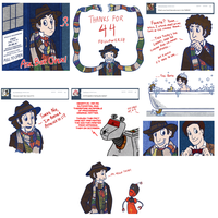 Fourth Doctor Askblog Dump #1 by MystSaphyr