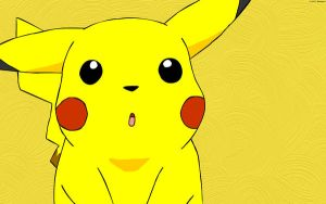 Pikachu Expression by beebarb
