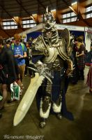 The Lich King - Cosplay by BioVenomImagery