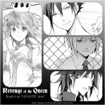 Revenge of the Queen on Tapastic by inma