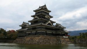 National Treasure Matsumoto Castle by DavidKrigbaum