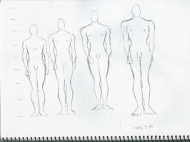 Body structure practice 13 by sophiaan0