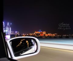 Night Abu Dhabi by amirajuli