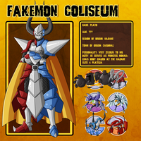 Fakemon Coliseum: Elite 4 No4 - Plato by MTC-Studio