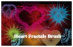 Heart Fractal Brushes by chiaopi