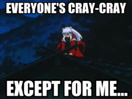 Cray-Cray by DRRRLover1224