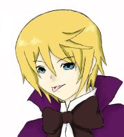 Alois Trancy by technicolorHAIRBANDS