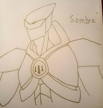 Sombra request by DomoArigatoMrRobot-o