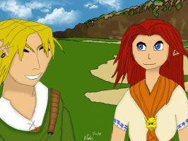 Malon meets link by nokel