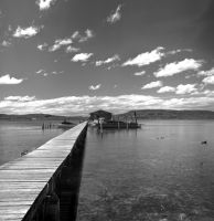 The Jetty by photomark