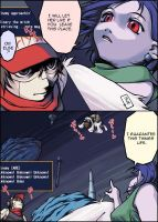cave story short fan manga by godlleh