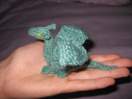 Baby Knitted Dragon 2 by opiel16